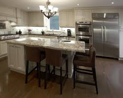 Image Of: Custom Kitchen Islands With Seating