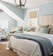 Something neutral like this for a second guest room. Light blue with tan.