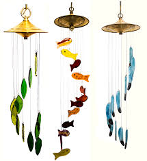 they will also learn how to make integrated glass loops so that those beautiful wind chimes can be hung in the breeze with ease fused glass windchimes