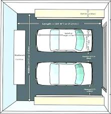standard garage door sizes 2 car dimensions typical captivating double width nz standar