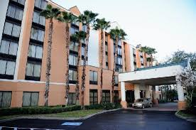 hyatt place busch gardens. Hyatt Place Busch Gardens: Front Of Hotel Gardens A
