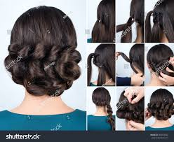 Plaits Hairstyle hair tutorial hairstyle volume braids tutorial stock photo 4446 by stevesalt.us