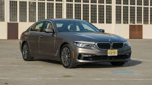 2018 Bmw 5 Series Review Ratings Price Specs Features