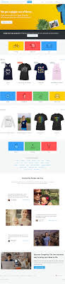 Teespring Design Software Teespring Competitors Revenue And Employees Owler Company