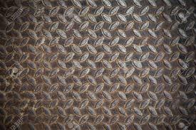 metal floor texture. Metal Floor Plate Texture, Non-slip Steel Plate. Stock Photo - 61352302 Texture