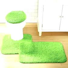 dark forest green bathroom rugs bath lime accessories and ideas contour rug olive