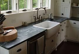 pros of soapstone countertops