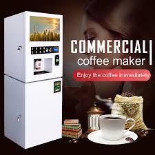 Coffee Soup Vending Machine Stunning Tea Coffee Soup Machine Instant Powders Drink Vending Machine Coin