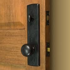 door furniture. Bullock Solid Bronze Lever Entrance Set With Inside Round Knob Door Furniture