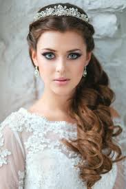 Wedding Bridal Hairstyle beautiful bridal hairstyles with head bands hairzstyle 4576 by stevesalt.us