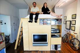 Smallest Studio Apartment Cool The Most Stylish Small Space Smallest New York Apartments