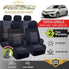 premium seat covers for toyota corolla