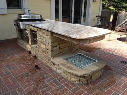 Granite Stone For Kitchen Outdoor Kitchen Diy Diy Outdoor Kitchen Design Plans Outdoor
