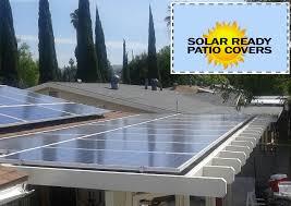 solar panel patio cover designs