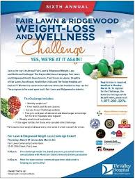 Wellness Challenge Chip Of Bergen County Nj Community