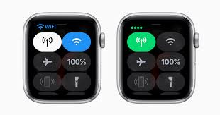 cellular on your apple watch
