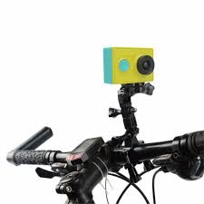 Xiaomi Yi Action Camera Accessories Bicycle Bike Holder Handlebar