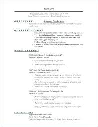 Template For Resume 2018 Gorgeous Resume Examples For It Jobs Resume Examples Of Resumes For First