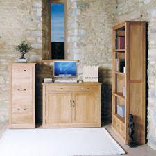 atlas chunky oak hidden home. Item 1 Solid Chunky Oak Hidden Home Office Computer Desk | Baumhaus Range -Solid Atlas E