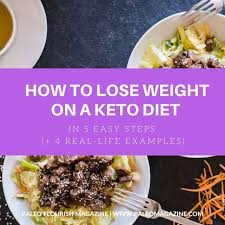 On Keto Weight Loss Is Easy! 5 Simple Steps To Success