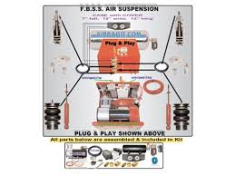 air suspension made easy quality air suspension parts kits air suspensions kits