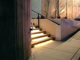stair lighting ideas. Indoor Stair Lighting Outdoor Lights Led Picture Decoration Exterior Step . Ideas