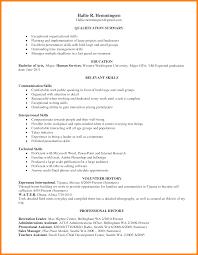 Resume Leadership Skills Organizational Skills Resume Leadership
