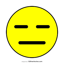 This icon shows a face with a straight, shut the expressionless face emoji appeared in 2012, and also known as the annoyed emoji. Flat Expressionless Face Emoji