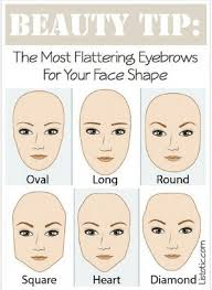 diffe face shapes makeup