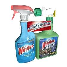 windex outdoor window cleaner target glass cleaning refill pads kit
