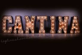 cantina sign in thick book font marquee letter marquee for marquee letter font