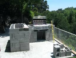 how to build an outdoor kitchen with cinder blocks how to build an outdoor kitchen with