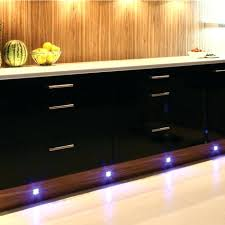 cupboard lighting led. Under Cabinet Lighting In Kitchen 4 X Led Modern Chrome Plinth Light Kit . Cupboard