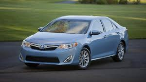 2012 Toyota Camry: Quieter, more upscale and easier on gasoline ...