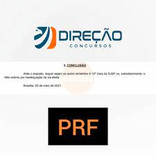 Concurso PRF: AGU se manifesta sobre pedido de adiamento