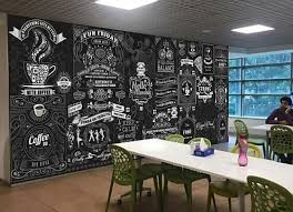 wallpapers office delhi. Sterlite Power Corporate Office Wall Graphics / Mural, Delhi Wallpapers