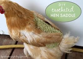 Chicken Sweater Pattern Enchanting Life Alaskan Style Crochet Pattern For Chicken Saddleapronsweater