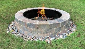 how to build a firepit life in the