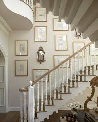 39 chic ways to decorate your staircase wall