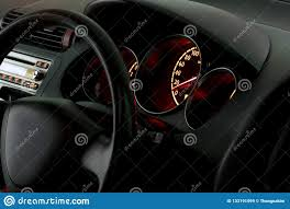 Steering Wheel Control Lights Not Working Wheel Control Car Stock Image Image Of Console Design