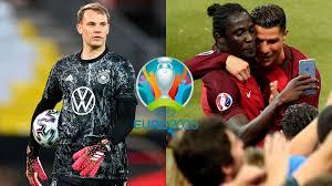 Die vorberichterstattung zum spiel england gegen kroatien mit moderatorin. Em 2021 Live Im Tv Und Live Stream Sehen Die Ubertragung Aller Spiele Der Europameisterschaft Goal Com