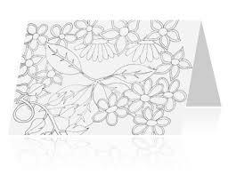 Jubileum 40 Jaar Getrouwd Kleurplaat Kaart Bloembladeren