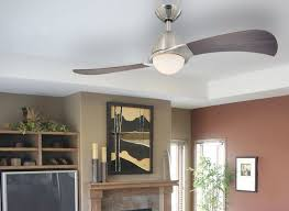beautiful ceiling fans. Likeable Bedroom Design Idea With Brown Accents Wall Paint Feat Beautiful Picture Frame And Unique Ceiling Fans Two Blades P