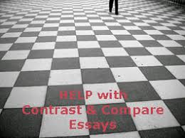 compare and contrast essay writing samples topics format    compare contrast essays