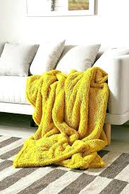 chenille throw blankets for sofa fantastic chenille textured turquoise checd throw pleasant elegant couch throw blanket