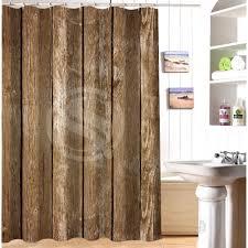 curtain deer shower curtains rustic primitive