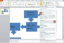 How To Make A Flowchart In Powerpoint Lamasa