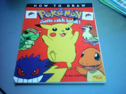 pokemon drawing book 1 by names tailz