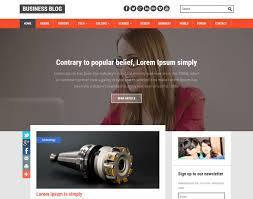 24 Amazing Free Responsive Blogger Templates For 2019 Uicookies