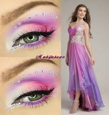 camille la vie inspired pink prom makeup makeupbee look php look id 79464 sai style hot pink shadows and pink